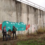 Exkursion Auffangbecken Wienfluss